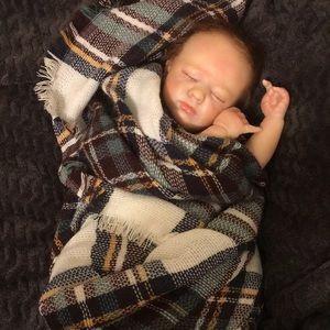 Male Reborn Baby, used for sale